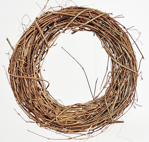 Plain Grapevine Wreath