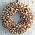 2 Easy Cork Wreath Tutorials (Video)