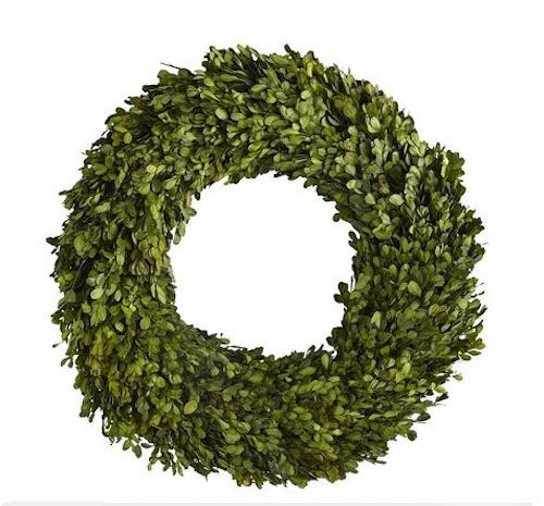 Boxwood Wreath Pier 1 Imports
