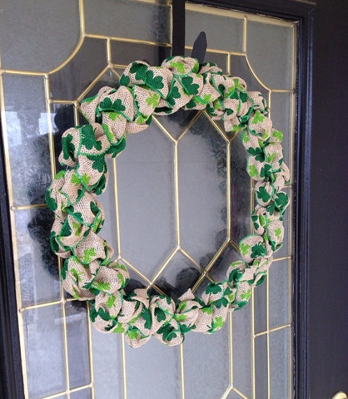burlap-wreath-st-patricks-day-wreaths