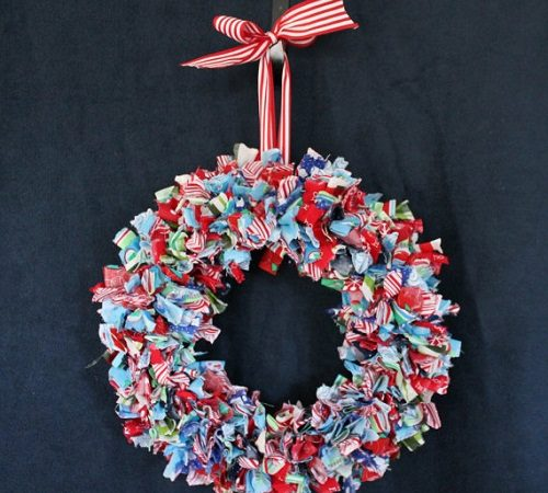 how to make a fresh winter wreath