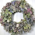 Spring Wreath Ideas: How to Make a Hydrangea Wreath