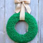 How to Make St Patricks Day Felt Wreaths