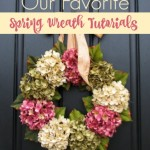 DIY Tutorials: Our Favorite Spring Wreath Ideas