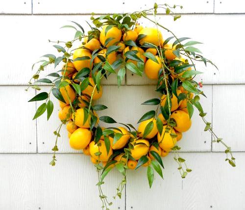 fruit-arrangements-wreath-lemons