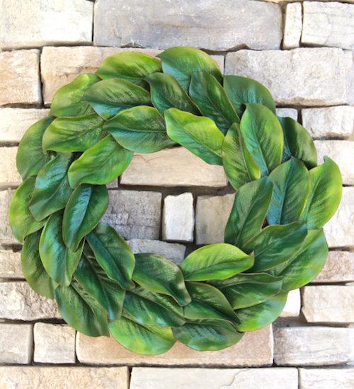 magnolia wreath ideas