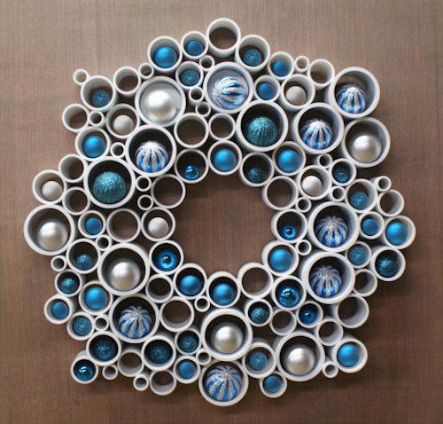 pvc pipe wreath tutorial