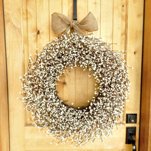 wedding grapevine wreaths