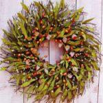 How to Create Autumn Wreath Decorating Ideas