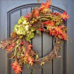 Creative Fall Decorating Ideas for a Grapevine Wreath