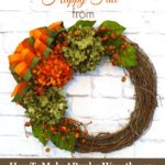 Fall Decorations: How to Make a Rustic Decor Wreath