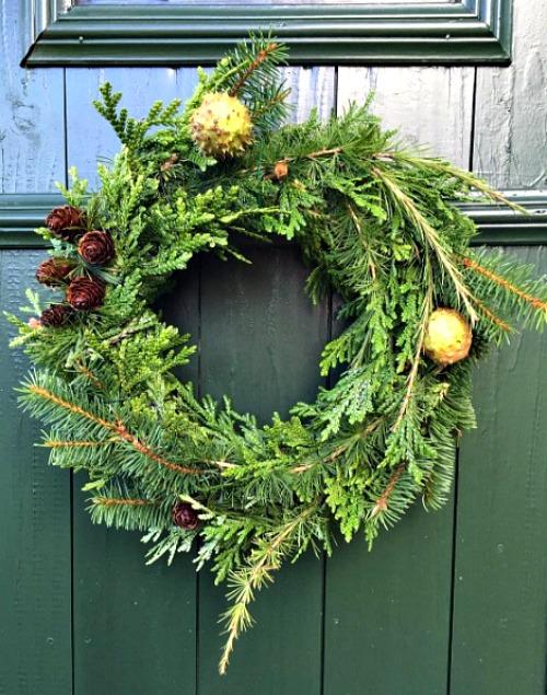pine-wreath-ideas