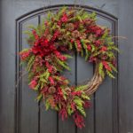 How to Make a Rustic Grapevine Christmas Wreath