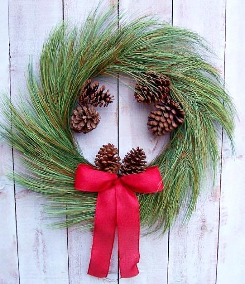 artificial-christmas-wreath