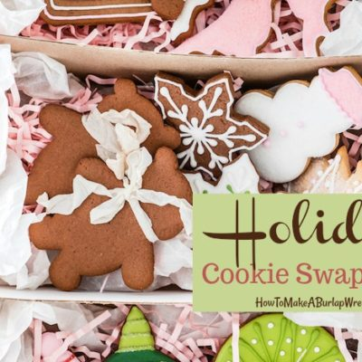 How to Host the Best Holiday Cookie Swap