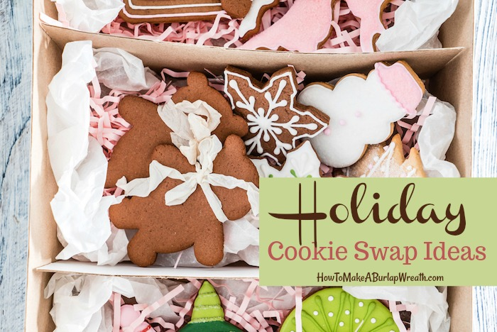 holiday cookie swap ideas