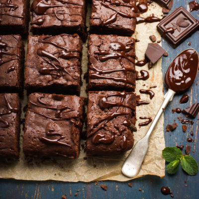 The Best Vegan Chocolate Brownies Recipe