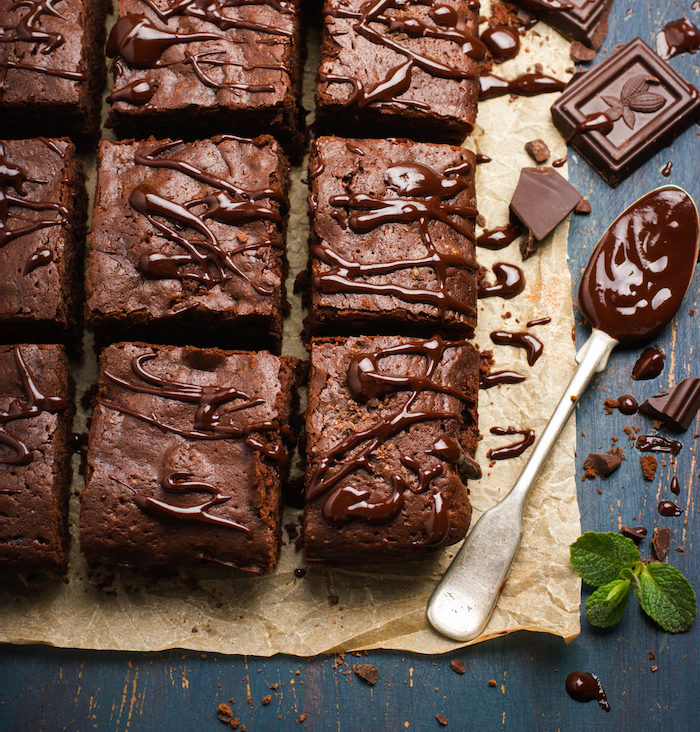 vegan brownies recipe