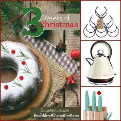 Christmas Cooking Gift Ideas – Week 3 #Giveaway!