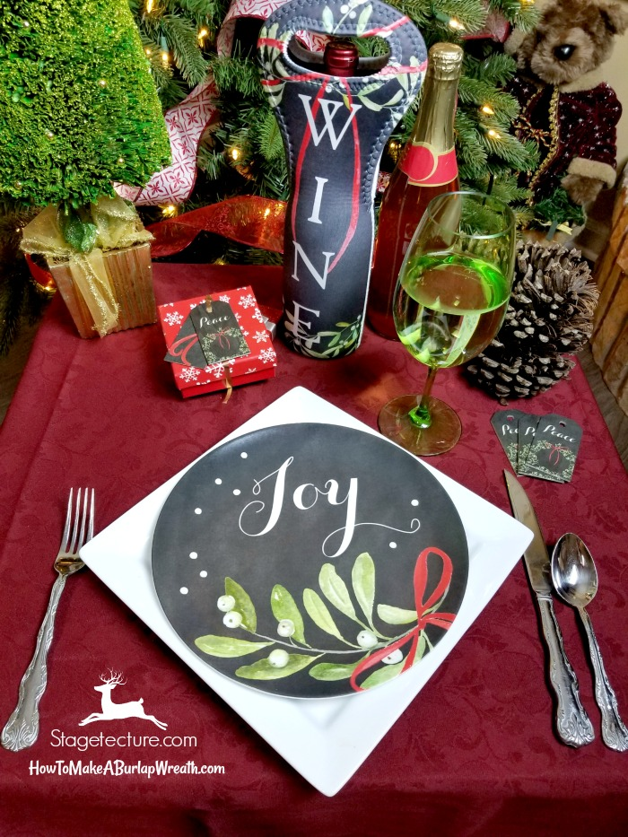 holiday entertaining christmas dishes_700