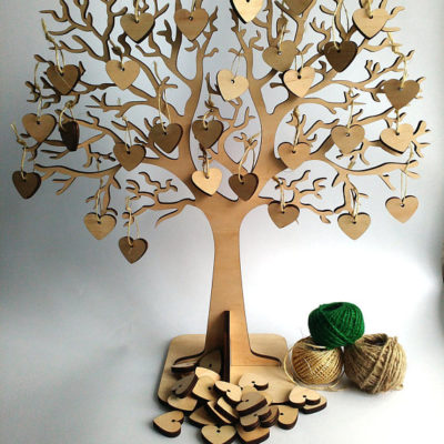 How to Make a New Years Resolution Tree