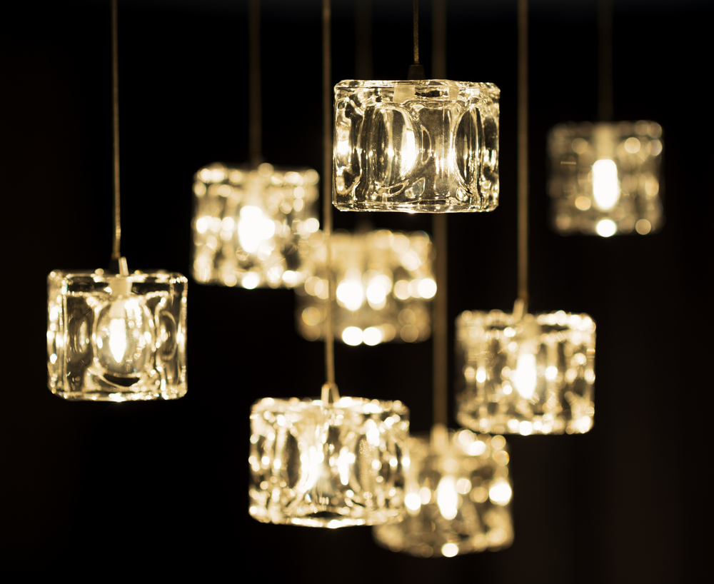 Chandeliers to that Start Conversations