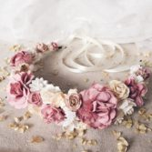 Wedding Flowers: How to Make a Floral Crown